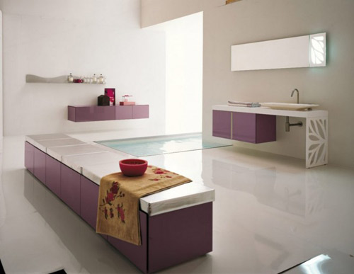 Современные ванные комнаты
