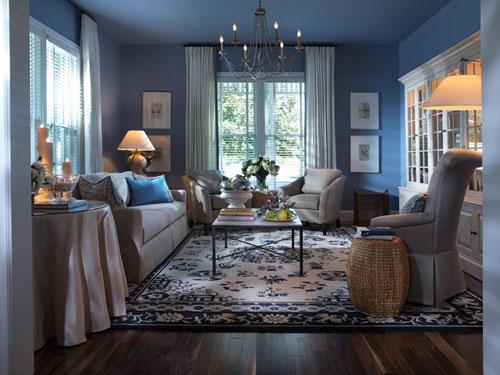 Как выбрать цвет для гостиной?