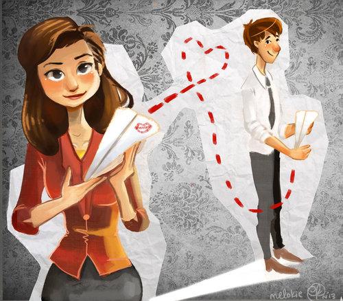 Необычная история любви