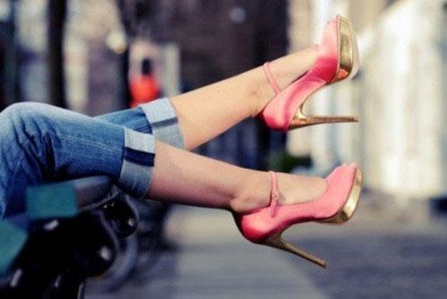 Здоровый фетишизм: обувь