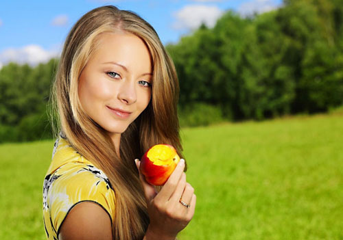 Диета и персики