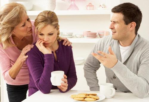 Как пережить визиты к родителям
