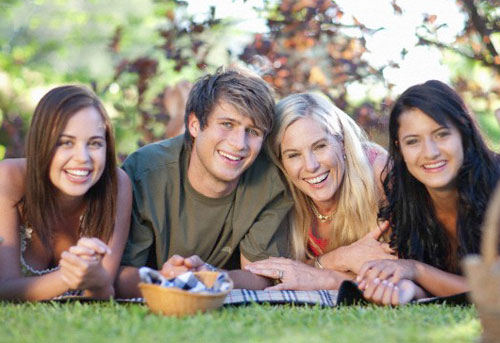 Отношения со взрослыми братьями и сестрами