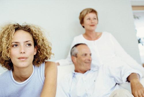 Вы возвращаетесь жить к родителям: это не поражение