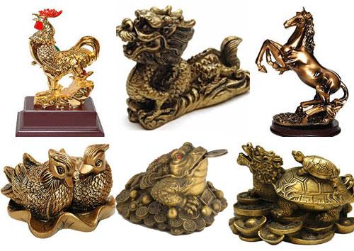 Животные символы Фэн-Шуй
