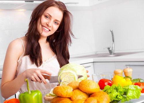 7 правил здорового питания