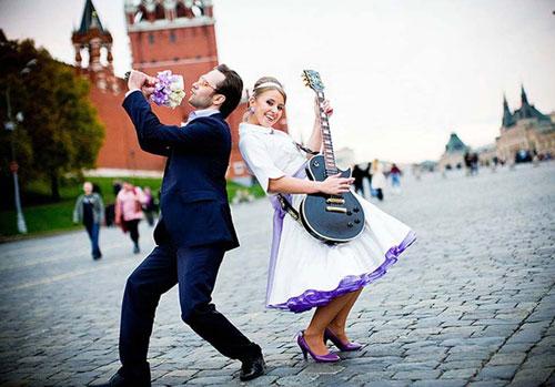 Как сделать свадьбу веселой и необычной