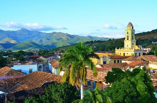 Удивительная Куба