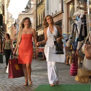Шоппинг-туризм в Италии