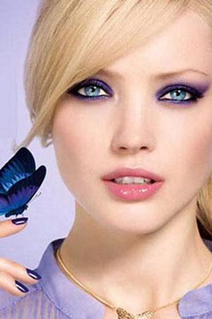 Цветные контактные линзы для смены образа
