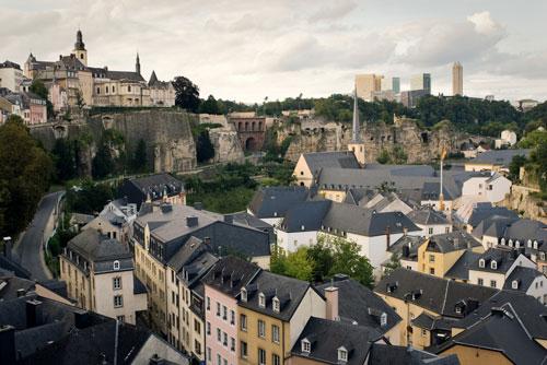 Величественный покой герцогства Люксембург