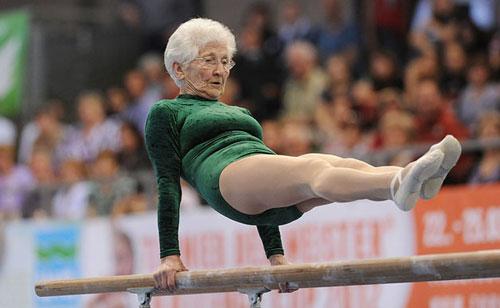 Гимнастика для любого возраста
