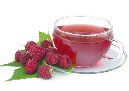 Малина – вкусное лекарство при простуде