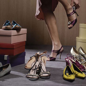 Обувь деловой женщины