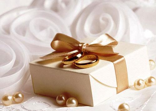 Свадебные подарки молодым