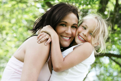 Как всегда быть красивой молодой маме