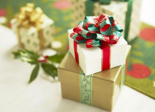 Новогодние подарки в эконом-режиме