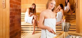 Этапы правильного посещения сауны женщинами