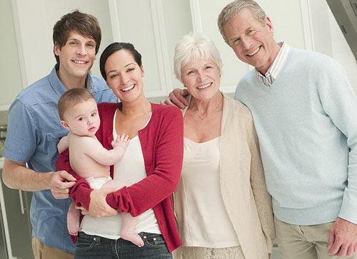 Что делать, если раздражают родственники мужа