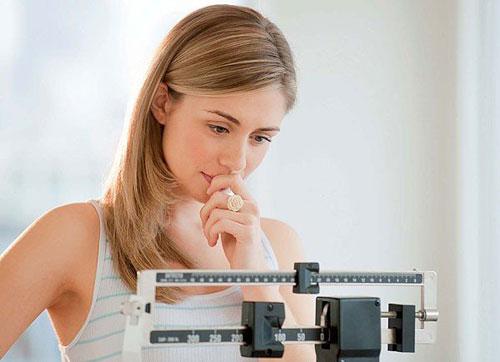 Уменьшение веса – не показатель похудения