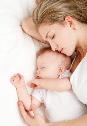 Ребенок плохо спит, что делать?