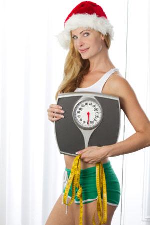 Как похудеть к Новому Году без вреда для здоровья?