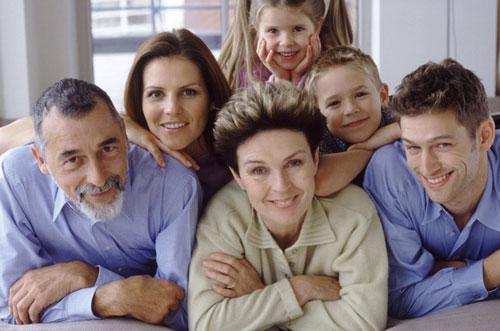 Мир внутри вас и в отношениях с родителями