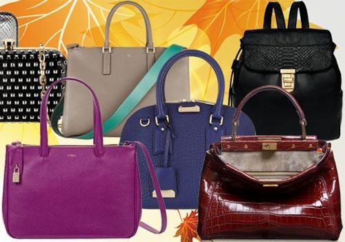 Модные сумки 2014 года
