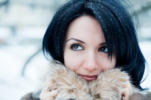Хотите красивые волосы зимой?
