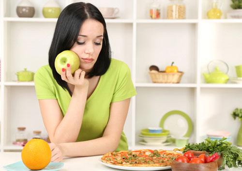 5 основных ошибок худеющих