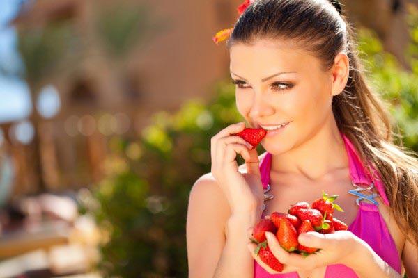 Идеальное ягодное питание