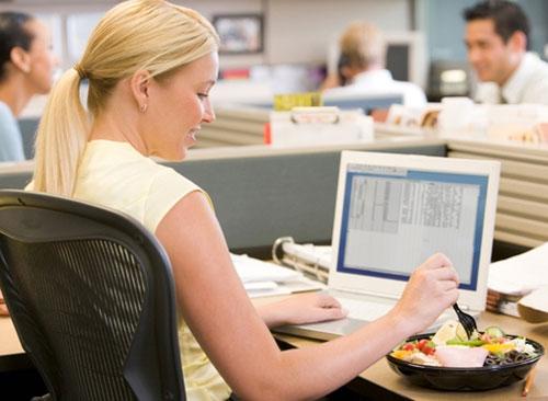 Как похудеть, если работа не позволяет?