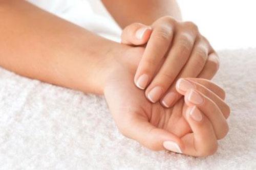 Правильный уход за ногтями рук