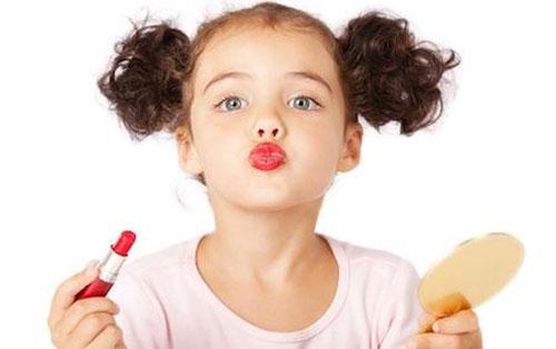Преимущества и недостатки детской косметики