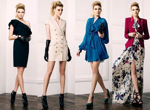 Романтический стиль в одежде: женственноcть в любое время года