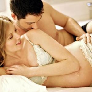 Преимущества сексуальных отношений во время беременности