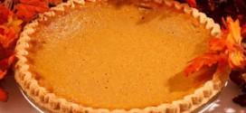 Заливной пирог из тыквы