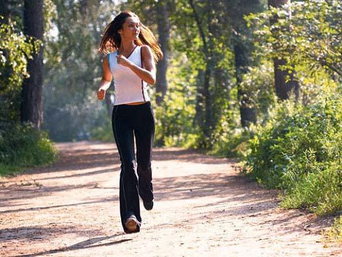 Бег как основа борьбы с лишним весом