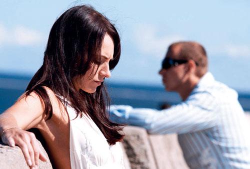 Что может заставить мужчину расстаться с женщиной