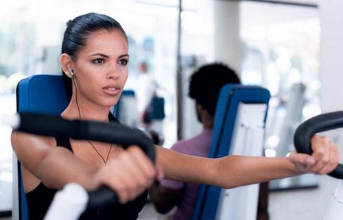 Как заставить себя ходить в спортзал