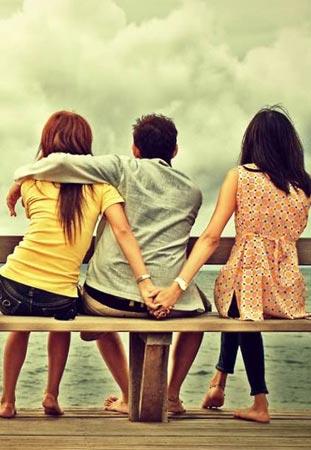 Как вести себя в любовном треугольнике