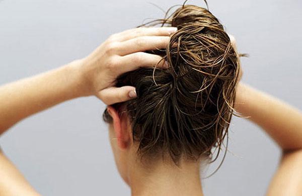 Маски для волос на ночь