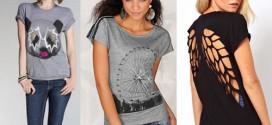 Модные футболки 2014