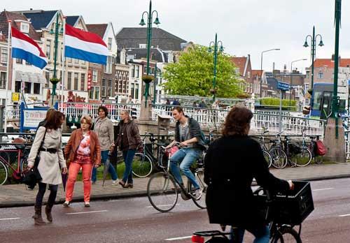 Нидерланды - страна свободы