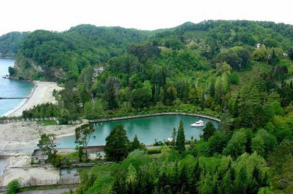 Цандрыпш – отличный курортный поселок Абхазии