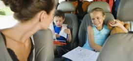 Чем развлечь ребенка в дороге?