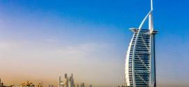 Элитный отель Burj al Arab