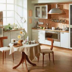 Как обустроить кухню молодой хозяйке