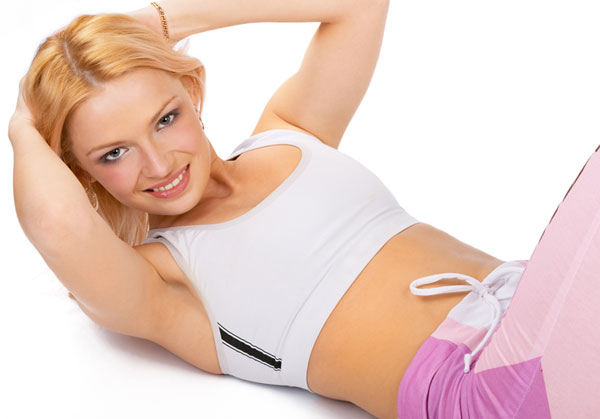 Доступный и легкий способ похудеть в проблемных участках тела