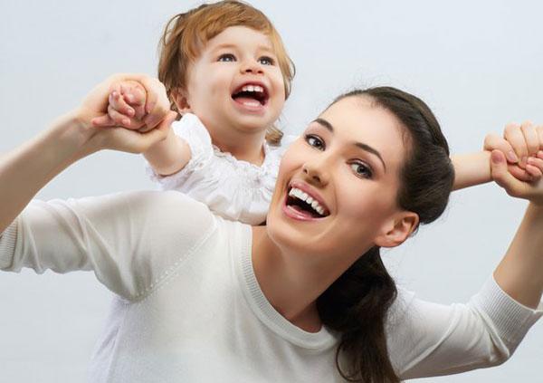 Радость воспитания без наказания